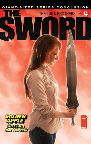 Bryce Dallas Howard Luna brothers The Sword